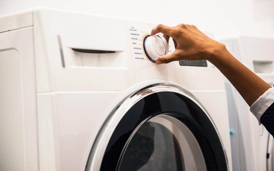 Manual de organización. Poner la lavadora.