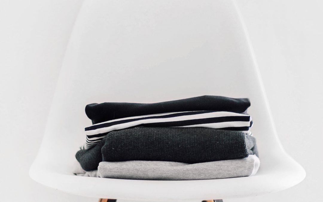 Manual de organización. Después de la lavadora.